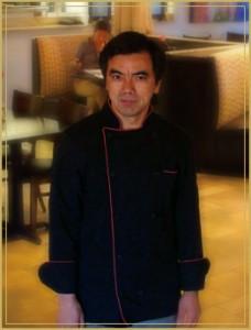 Chef and Owner Dindu Lama